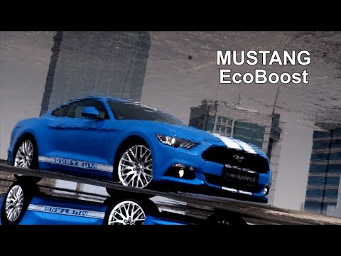 Test Drive Ford Mustang EcoBoost