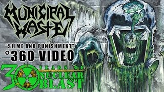 MUNICIPAL WASTE - Slime and Punishment (360)