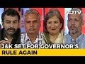 BJP Dumps PDP In Jammu And Kashmir: Eye On 2019?- Video