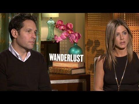 Jennifer Aniston Talks