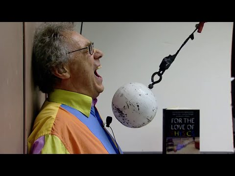 For the Love of Physics (Walter Lewin's Last Lecture)