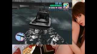 GTA Vice City Como cruzar a la otra isla sin trucos
