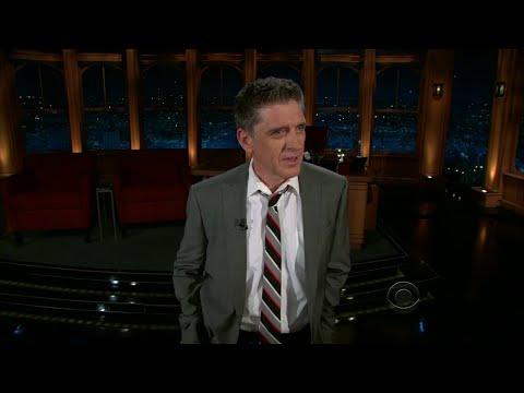 Late Late Show with Craig Ferguson 12/20/2010 Kristin Davis, Dick Cavett