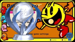PAC-MAN Trophy Guide: Fruit Basket , All Ghosts , Om Nom Nom x4 , Picky Eater