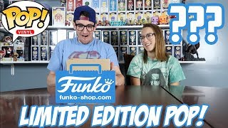 FUNKO SHOP LIMITED EDITION POP! - GIVEAWAY ANNOUNCEMENT