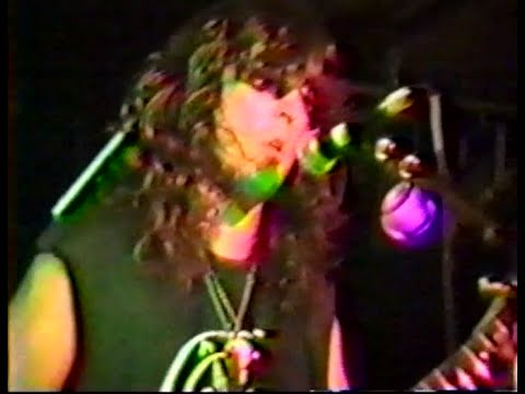 Hellwitch - Live At The Thrash Can Miami FL 17 Aug 1990
