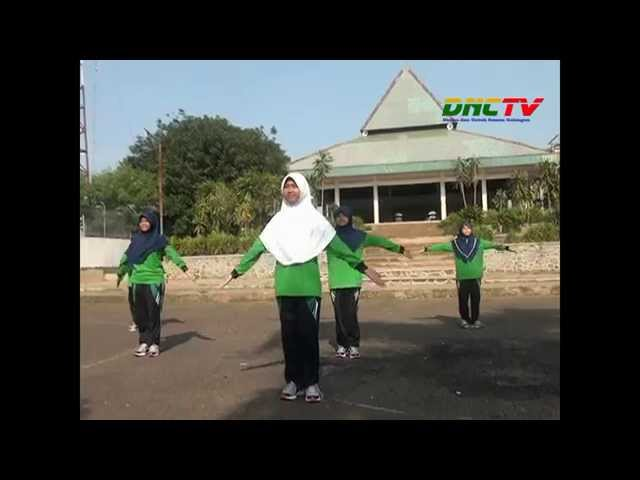Senam Santri 2010 | Santri Darunnajah Cipining Bogor
