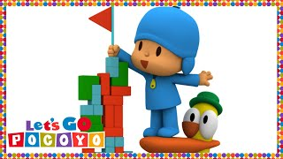 Let's Go Pocoyo! - The Amazing Tower [Episode 17] in HD