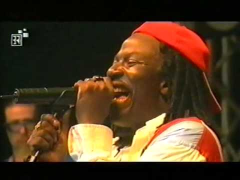 Chiemsee Reggae Festival  Live 2002  Ub 40 - Alpha Blondy video