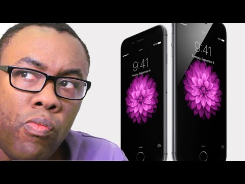 iPHONE 6 & iPHONE 6 PLUS! Will iBuy One? : Black Nerd