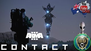 ARMA 3 Contact 👽 Making First Contact With Extraterrestrials