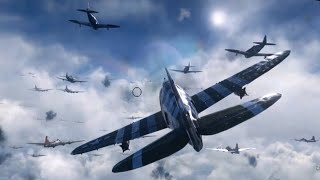 Call of Duty®: WWII Dogfight Multiplayer Gameplay - Operation Husky