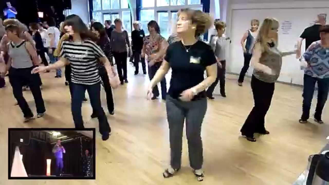 Human Line Dance Human Line Dance by Neville
