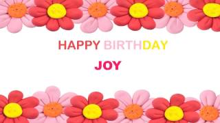 Joy   Birthday Postcards & Postales