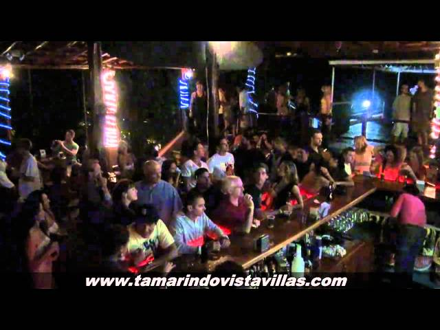 Crazy Monkey Bar / Salsa Nights -Tamarindo Costa Rica Nightlife