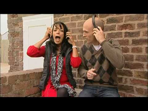 jenny powell in black opaque tights 2 Video