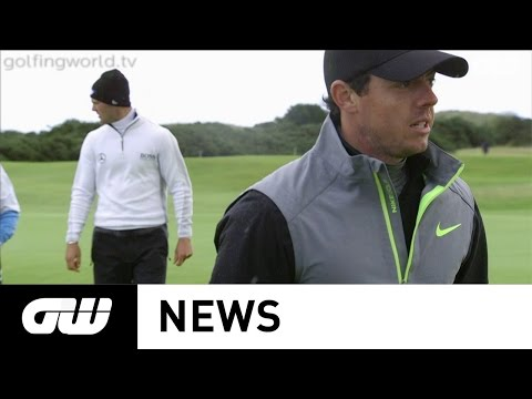 GW News: McIlroy pushes for lead as Scott fights back
