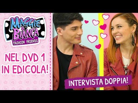 Maggie & Bianca Fashion Friends – Nei DVD in edicola l'intervista doppia a Maggie e Jacques!