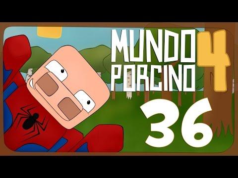 PEDAZO ARMADURA!  EP.36  MUNDO PORCINO TEMP.4