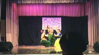 Basanta Utsav - Bangla O Biswa Basanta Utsav - Dance Recital