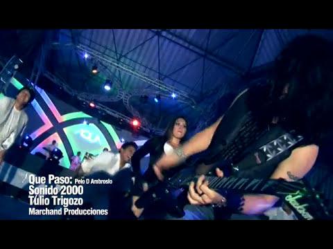 SONIDO 2000 - QUE PASO (VIDEO OFICIAL)
