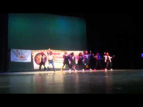 Tera Hi Jalwa dance at TAMA Atlanta by Camden kids