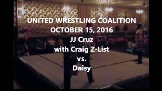 JJ Cruz vs. Daisy