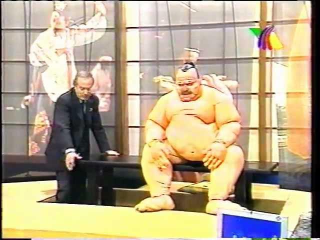 Luchador de sumo - El Güiri Gol Corea-Japón 2002 [Parte 6 de 15]