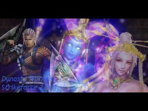 Dynasty Warriors Strikeforce 2 Soundtrack - Ambivalent Soul (Huang Quan's Theme)