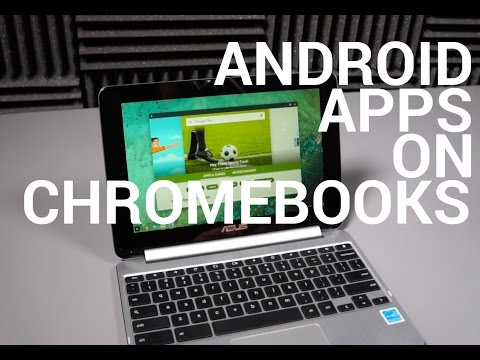 Android Apps on Chromebooks: A Quick Tour!