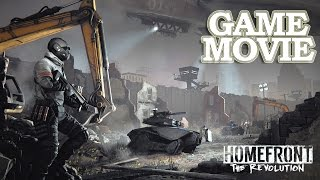 Homefront The Revolution + ALL DLC - All Cutscenes Game Movie - Gameplay Walkthrough No Commentary
