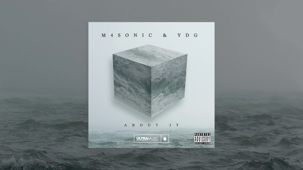 M4SONIC & YDG - About It (Animated Cover Art)
