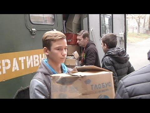 Ukraine's rebels open school doors to Russian education