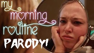 Morning Routine Parody | Meghan McCarthy
