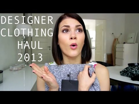 Designer Clothing Haul Designer Clothing Haul