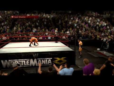 Wwe 2k14: 30 Years Of Wrestlemania [#19] - The Rock Vs. Stone Cold Steve Austin [wm Xv] video