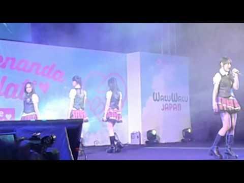 [FANCAM] Gen3 JKT48 - CLASSMATE @ HS Fest Kokoro No Placard 7 Desember 2014