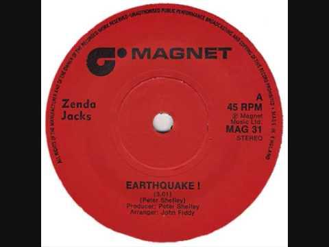Zenda Jacks - Earthquake !