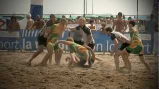 Say Hello to Super Beach5's Rugby Lignano 2012