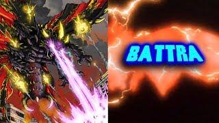 Battra Explained / Dark Divine Moth / Kaiju Explained Godzilla Universe