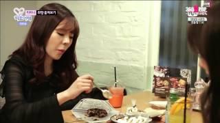 [Vietsub] 150424 Heart_A_Tag Ep 01 - SNSD Tiffany & Sunny Cut [SoShiTeam]