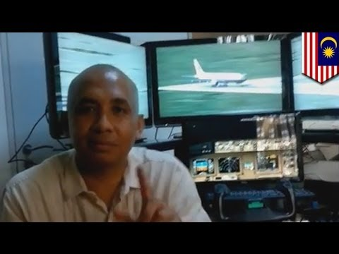 Malaysian Airlines Flight Mh370: Captain Zaharie Ahmad Shah Focus Of Growing Mystery Disappearance video