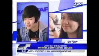 Charice Brian Adams Everything I Do (thx TheABSCBNNews) Improved Audio