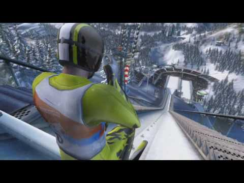 Winter Sports The Ultimate Challenge 2008 Out Now PC/Wii/PS2