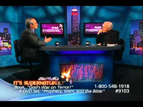 Walid Shoebat with Sid Roth - 666 God's War on Terror