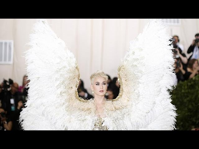 Stars put on 'heavenly' show for Met Gala