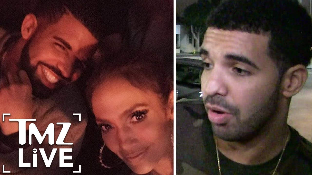 Is DRAKE Dating JENNIFER LOPEZ? (TMZ Live)