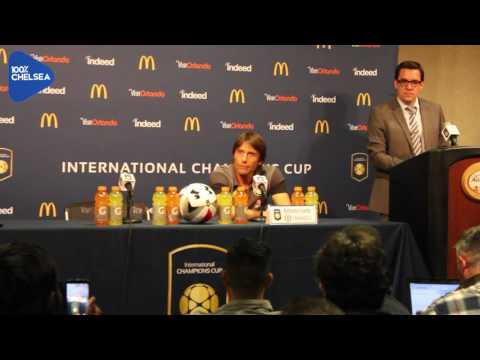 Antonio Conte Post Match Press Conference Liverpool 0-1 Chelsea  