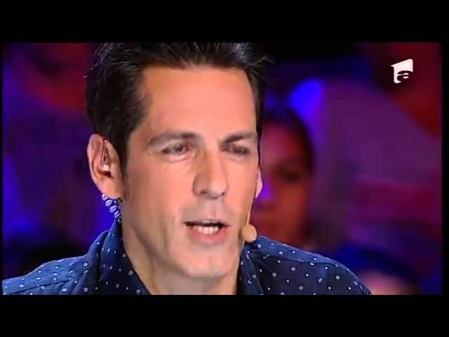 Răzvan Ghiță nu convinge juriul X Factor