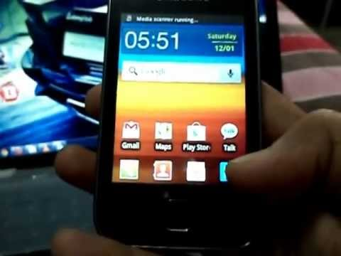 Install Windows Phone 7.5 (Custom ROM) on Galaxy Y (S5360)